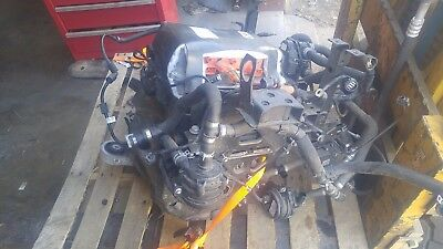 Electric motor, transmission for 2013 Ford Focus EV BEV - Whole Drivetrain