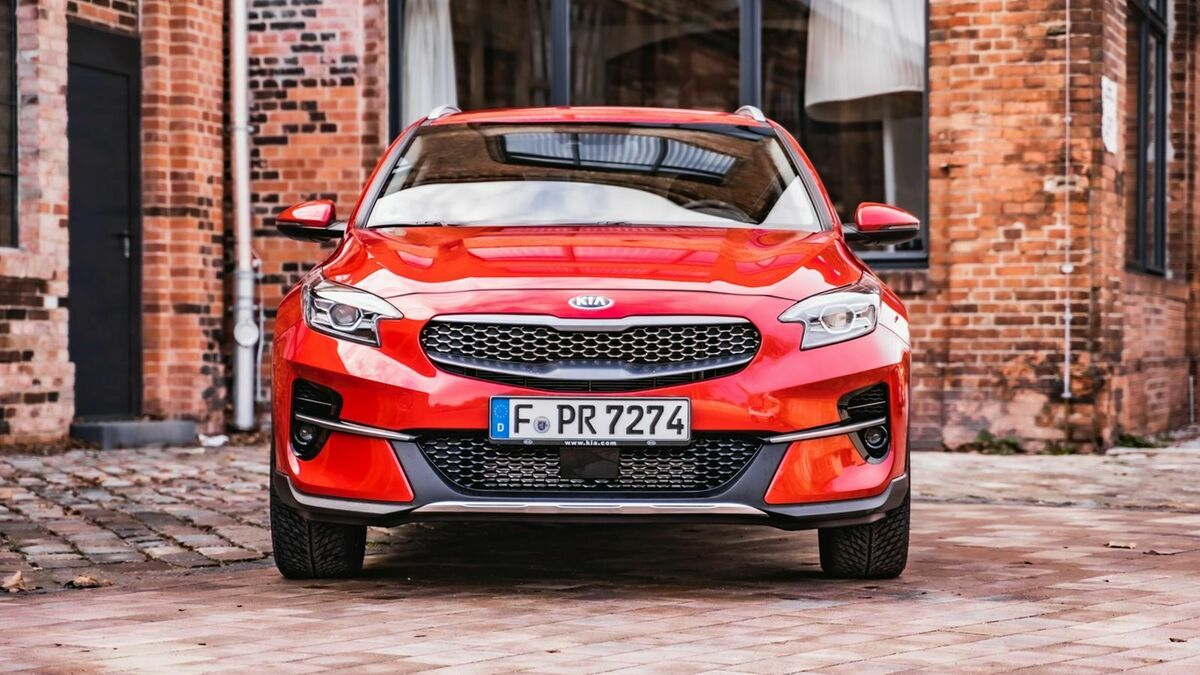 Kia XCeed 2019 Test  20