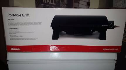 Rinnai Portable Gas BBQ Grill - Brand New Evanston Park Gawler Area Preview