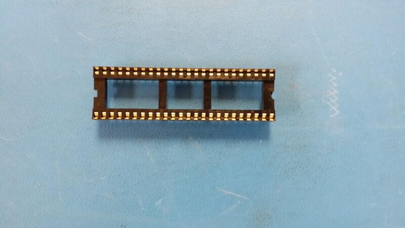 (24 PCS) 48 PIN IC SOCKET DIP BY ROBINSON NUGENT