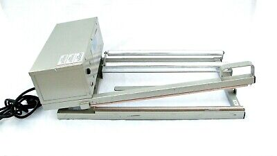 M. Latter Film Systems 20 Inch Quick Seal Shrink Wrap System Up To 20 Inch Roll