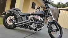 Harley Davidson blackline 2011 SALE! Thornlie Gosnells Area Preview