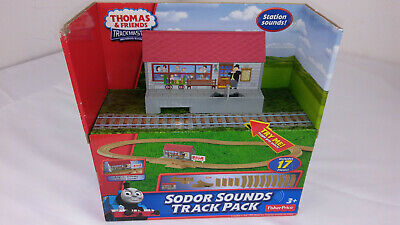 Thomas & Friends Sodor Sounds Track Pack Trackmaster Fisher-Price -Brand New