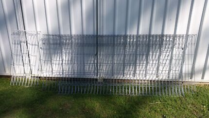 Weld mesh fencing. 900 high Medowie Port Stephens Area Preview