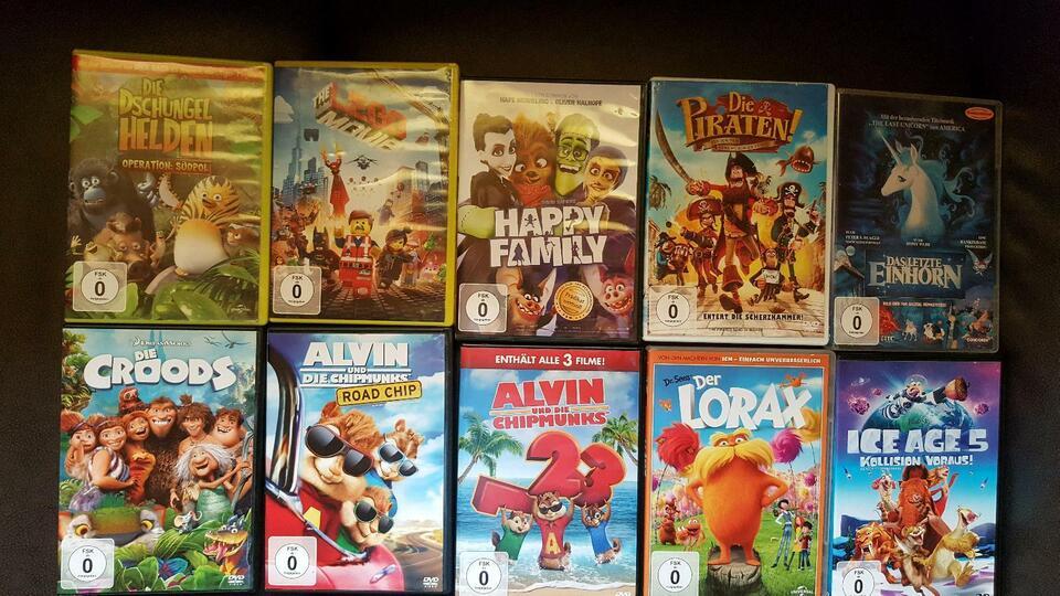 Kinder DVD in Schleswig-Holstein - Neumünster