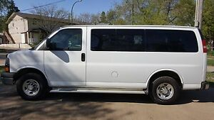 2009 Chevrolet Express 3500 LS 12Pass.,Good for moving crews