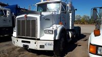 1992 Kenworth T800 Tri Axle Float Truck Barrie Ontario Preview