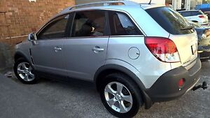 2007 Holden Captiva Wagon Ryde Ryde Area Preview