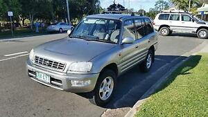 1998 Toyota RAV4 Wagon Mooloolah Valley Caloundra Area Preview