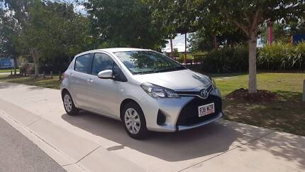 Reduced! Must sell.2016 Toyota Yaris LOW kms, brand new condition
