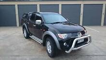 Mitsubishi Triton GLXR and fastback. Stand Out From The Crowd! Colac Colac-Otway Area Preview