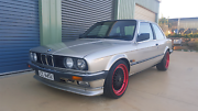 Bmw E30 323i Coupe 5 speed Manual w/ Sunroof Adelaide CBD Adelaide City Preview