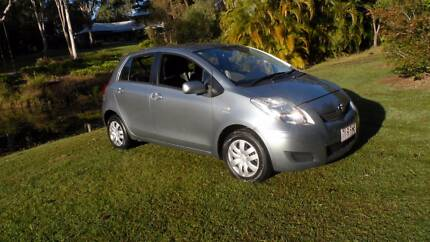$7999 AUTO $39 P/Week NO DEPOSIT FINANCE TOYOTA YARIS 2010 Worongary Gold Coast City Preview