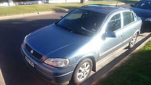 2001 Holden Astra rego 30.09.17 Cheltenham Kingston Area Preview