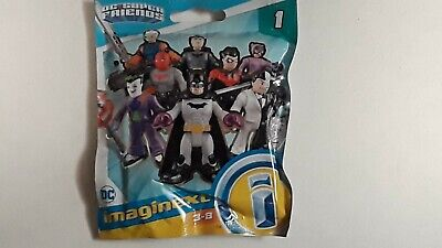 New Fisher-Price Imaginext DC Super Friends RED HOOD Series 1 Blind Bag VHTF #81