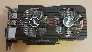 ASUS GTX 660 Ti Graphics Card Heidelberg Heights Banyule Area Preview