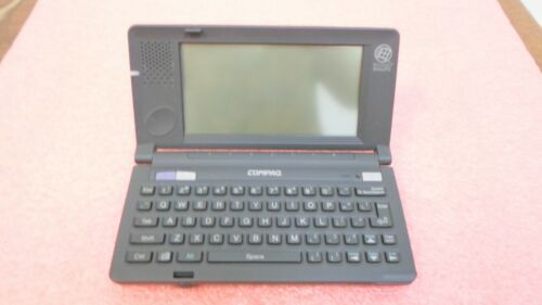 VINTAGE COMPAQ C140 WINDOWS CE 266522-001 W/O CABLES