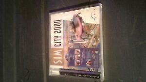 Sim city 2000 special edition cd -rom game 1996 -1998 game