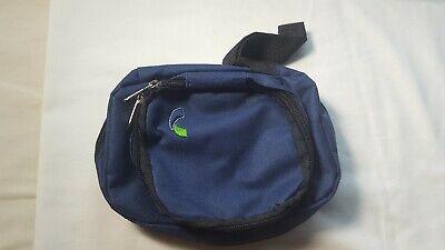Accessory Bag Camera Bag Blue Nylon Travel Case