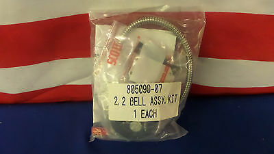 New Scott Scba 805090-07 Low Air Warning Bell For 2.2 Packs