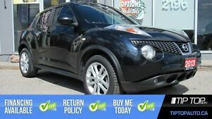 2013 Nissan Juke SL ** Sunroof, Heated Seats, Bluetooth, 1 Owner