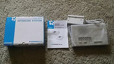 (Commax Intercom System CM-206 Open Voice Master Remote Brand New Old Stock)