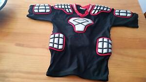 BOYS PADDED SHOULDER PADS Maryland Newcastle Area Preview