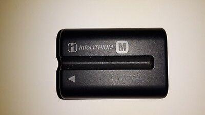 Batterie Sony NP-FM500H Original pour Appareil photo Sony Alpha, SLT, DSLR-A