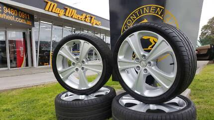 18 Inch Holden Cruze Rims Amp New Tyres 5x105 Wheels Tyres