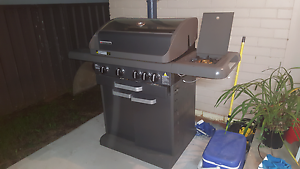matador 3 burner boss hooded Barbecue Ingleburn Campbelltown Area Preview