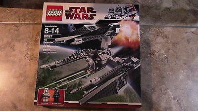 Lego - Star Wars Tie Defender Set #8087 Brand New Sealed!