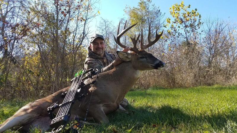 2021Trophy Whitetail Hunts on Ohio Private Properties in Southern Ohio