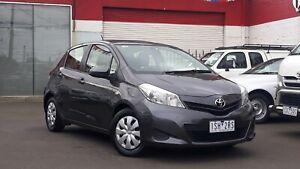 2013 TOYOTA Yaris YR Auto Hatch *** $10,650 DRIVE AWAY *** Footscray Maribyrnong Area Preview