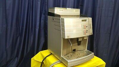 Schaerer Super Automatic Espresso Machine Video