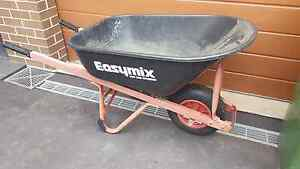 Easymix wheelbarrow Padstow Heights Bankstown Area Preview