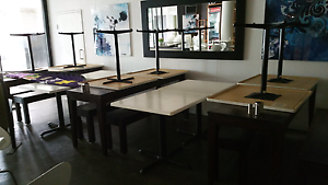 Cafe or Restaurant business tables and chairs for sale!!! Surfers Paradise Gold Coast City Preview