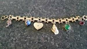 BRACELET - 6 fixed charms Moggill Brisbane North West Preview