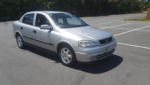 Holden Astra Auto, 73000ks, long rego, rwc Ashmore Gold Coast City Preview
