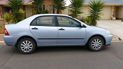 06 Toyota Corolla Munno Para West Playford Area Preview