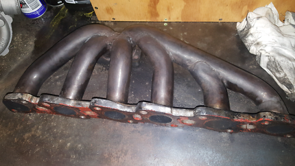 Rb30 turbo manifold