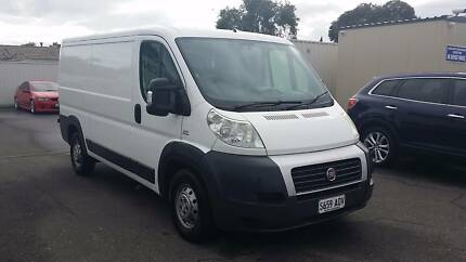2012 Fiat Ducato Turbo Diesel Van. Clovelly Park Marion Area Preview