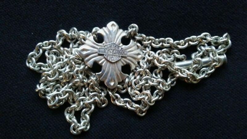Harley-Davidson Sterling Silver Bracelet (vintage made in USA)