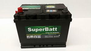 SuperBatt 069/072 BATTERY MITSUBISHI FORK LIFT TRUCK FGC20T, FGC25T, FGC30T