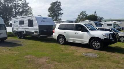 Elite caravan Off Road