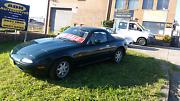 Eunos roadster Mazda MX5 convertible 1992 Riverstone Blacktown Area Preview