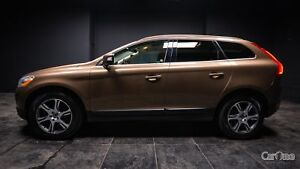 2012 Volvo XC60 3.2 Platinum HEATED FRONT AND REAR SEATS! NAV...