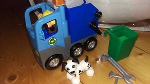 Lego Duplo garbage truck set Lockleys West Torrens Area Preview