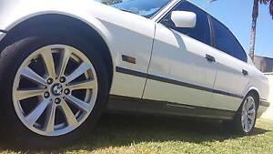 1996 BMW 5 Sedan Georgetown Newcastle Area Preview