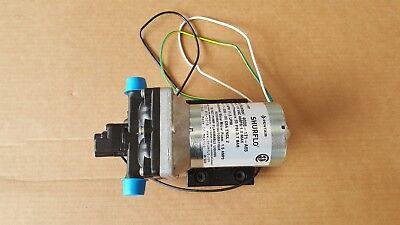 Shurflo Water Pump 110 Volt 3 Gpm 4008-171-a65