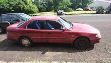 1994 Toyota Camry Sedan Cooktown Cook Area Preview